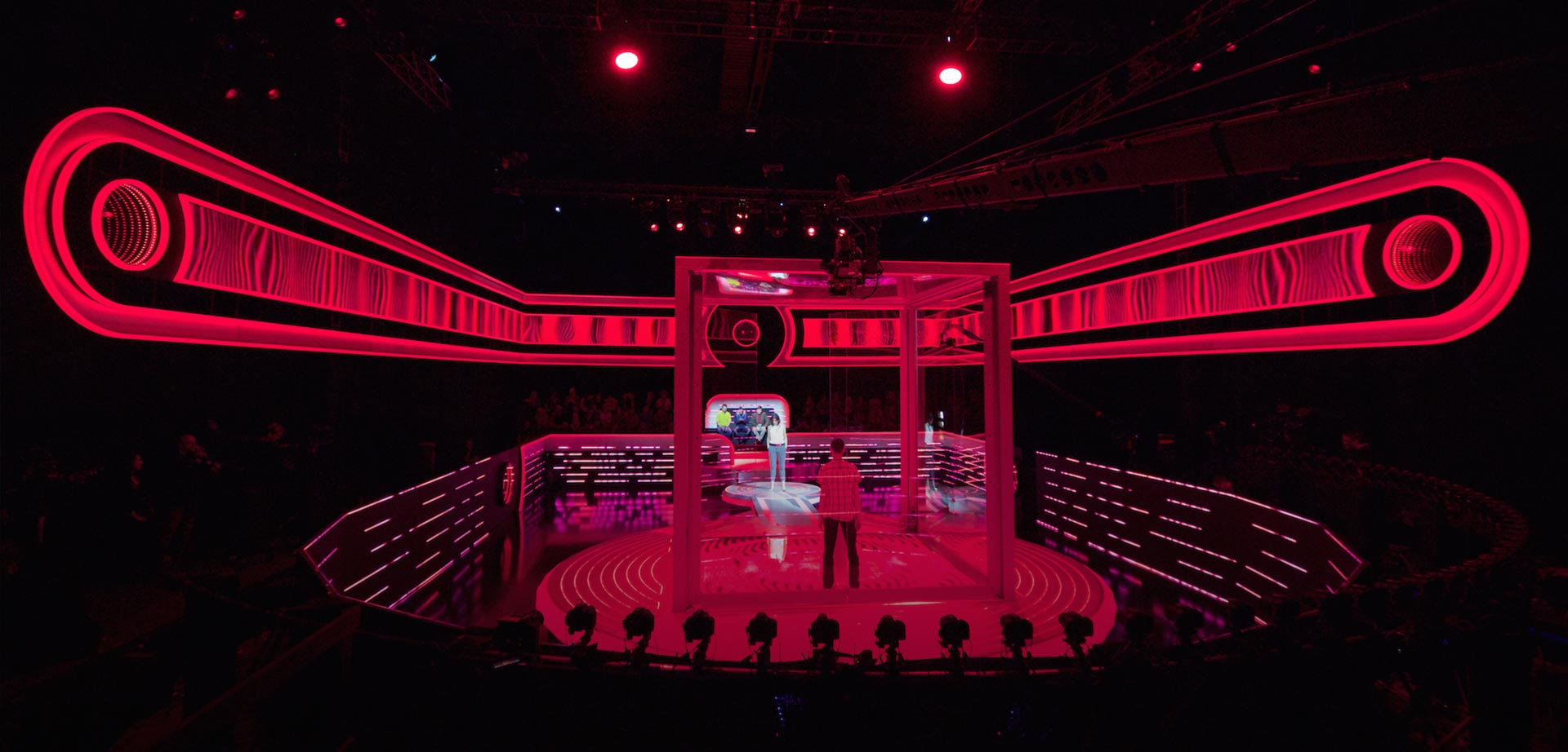 The Cube Gameshow
