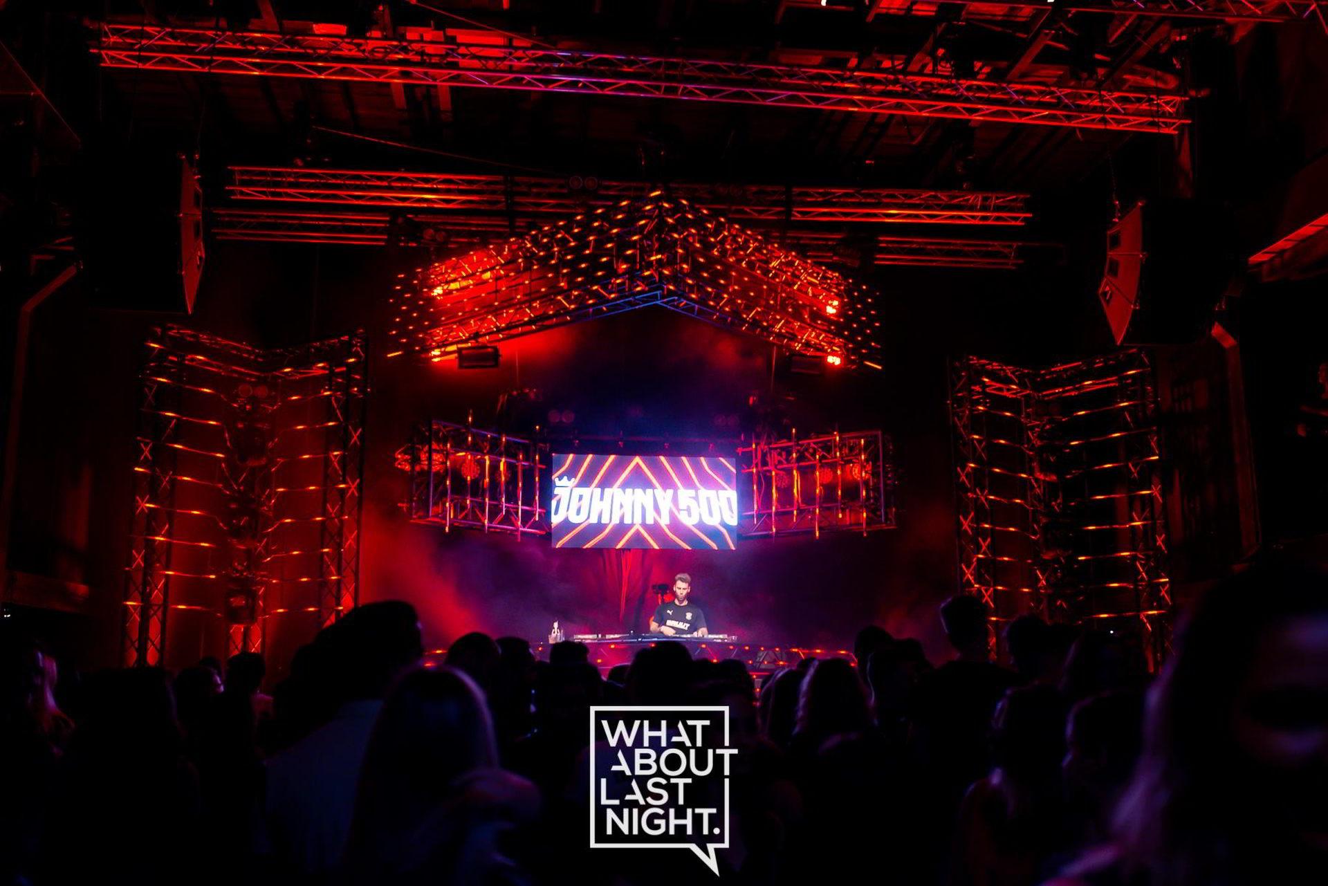 DJ Party visuals