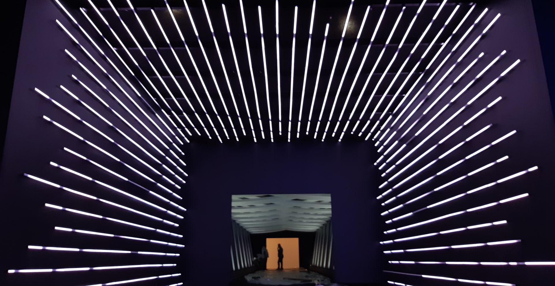 Ledblade-tunnel