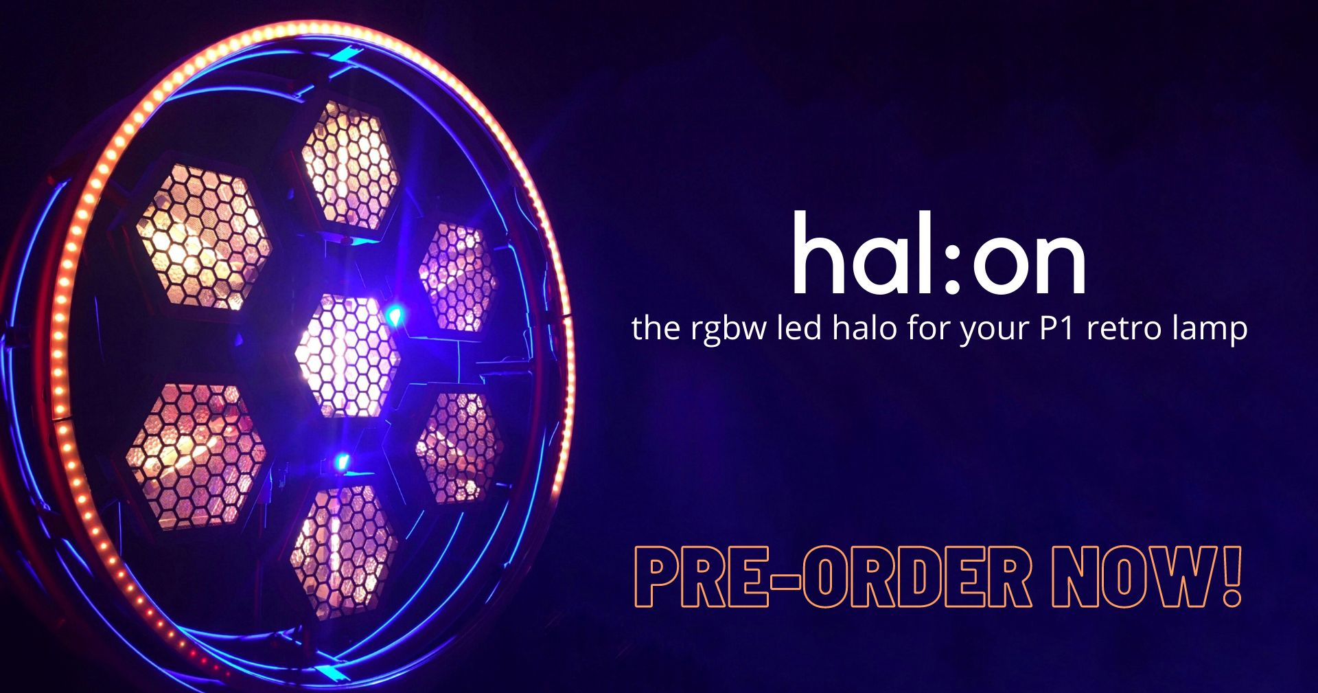 hal:on available for pre-order